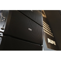 FBT MUSE – 2х10″ активный линейный массив среднего формата